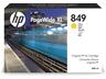 HP 849 1XB38A 400-ml sárga eredeti tintapatron PageWide XL 3900