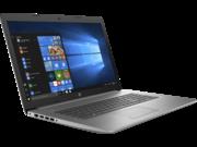 "HP 470 G7 9HP76EA 17.3"" CI7/10510U-1.8GHz 8GB 256GB SSD Radeon 530 2GB FreeDOS Laptop / Notebook"