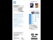HP 7MV84A InkJet és PageWide professzionális üzleti papír – A3, fényes, 180 g/m²