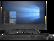 HP 205 G4 AIO 9US07EA Athlon/3050U-2.3GHz 8GB 256GB SSD W10P nem érintőképernyős többfunkciós számítógép / PC
