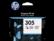 HP 305 színes tintapatron eredeti 3YM60AE DJ 2320 2710 2720 4120 4130 nyomtatóhoz (100 old.)