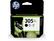 HP 305XL fekete nagykapacitású tintapatron eredeti 3YM62AE DJ 2320 2710 2720 4120 4130 nyomtatóhoz (240 old.)