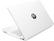 """HP 15s-eq1034nh 277C8EA 15.6"""" Athlon/3050U 8GB 256GB FreeDOS fehér Laptop / Notebook"""