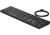 HP vezetékes asztali 320K billentyűzet