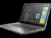 "HP ZBook Fury 17 G7 119W2EA 17.3"" CI7/10850H-2.7GHz 16GB 512GB NVIDIA Quadro T2000 4GB W10P Laptop / Notebook"
