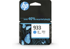 HP 933 ciánkék tintapatron eredeti CN058AE Officejet 6100 6700 7110 7510 7610 7612 (330 old.)