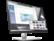 HP 9VG82AA EliteDisplay E27q G4 68,58 cm-es (27 hüvelykes) 2560x1440@60Hz USB HUB monitor