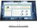 HP 9VH72AA EliteDisplay E22 G4 54,61 cm-es (21,5 hüvelykes) 1920x1080@60Hz USB HUB monitor