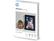 HP Q8692A Fejlesztett fényes fotópapír, 250g, 10x15, 100 lap, szegély nélküli nyomtatáshoz