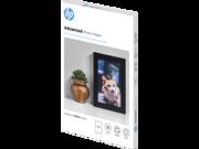 HP Q8691A Fejlesztett fényes fotópapír, 250g, 10x15, 25 lap, szegély nélküli nyomtatáshoz