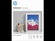 HP Q8696A Fejlesztett fényes fotópapír szegély nélküli nyomtatáshoz, 250 g/m2 13x18 cm (25 lap)