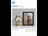 HP Q5456A speciális fényes fotópapír, 25 lap/A4/210 x 297 mm