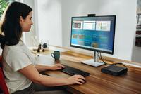 HP EliteDesk 800 G6 DM 1D2K1EA CI5/10500T-2.3GHz 16GB 512GB W10P mini asztali számítógép / PC